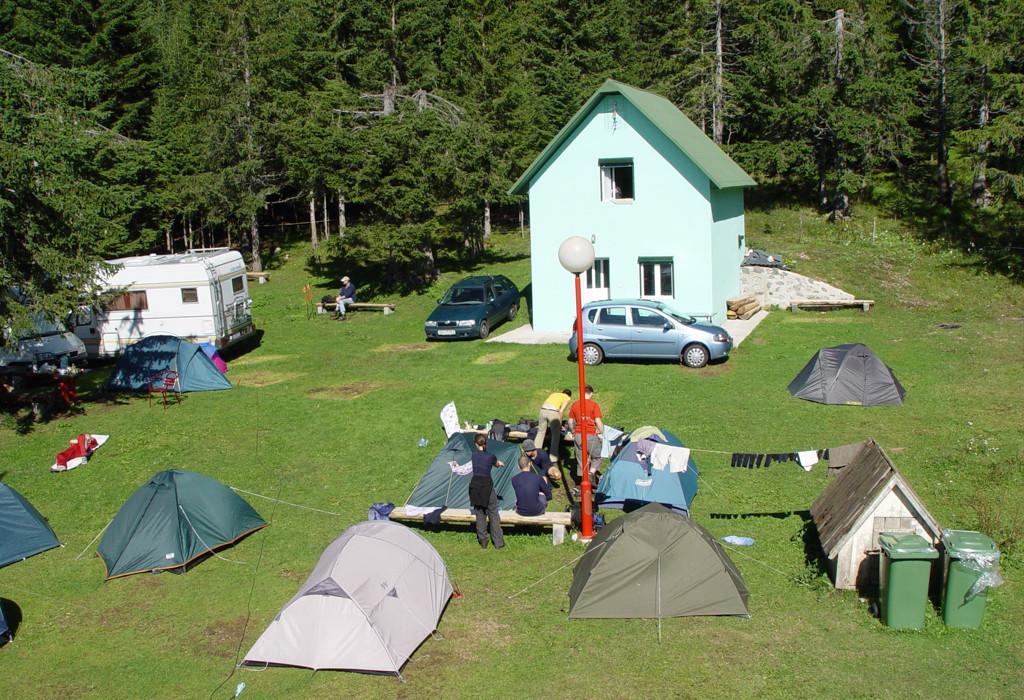 Durmitor Autocamp Razvrsje Camping 10