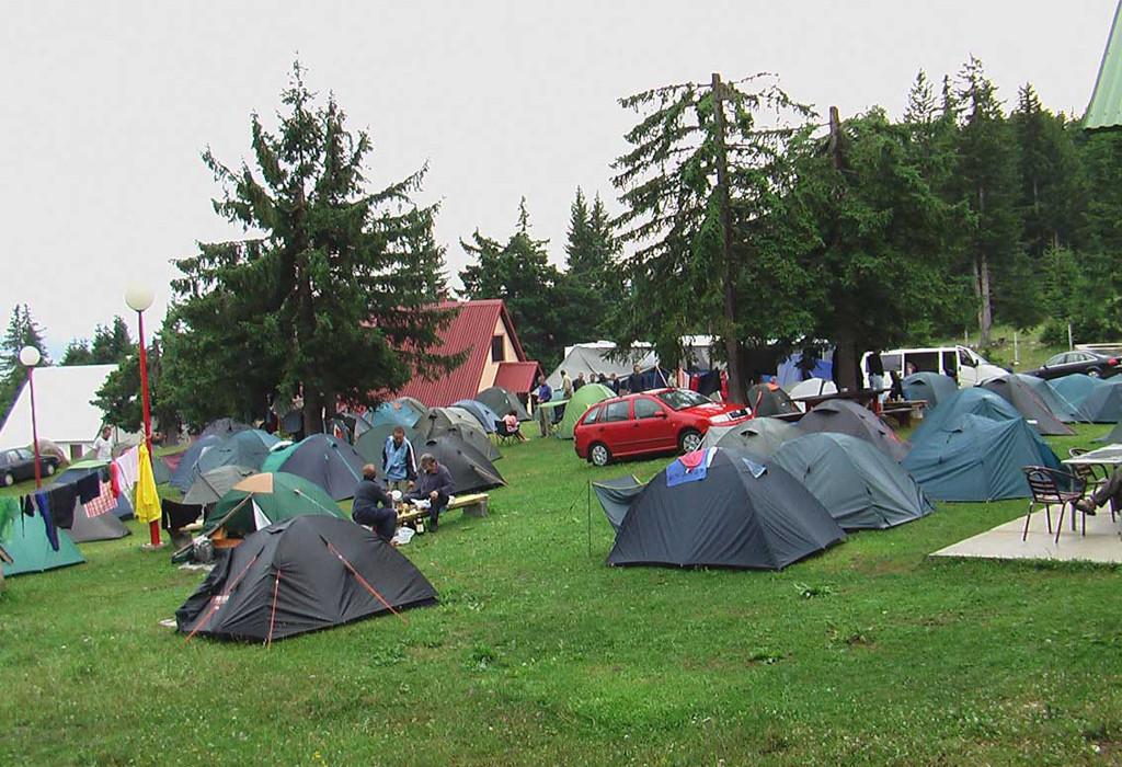 Durmitor Autocamp Razvrsje Camping 22