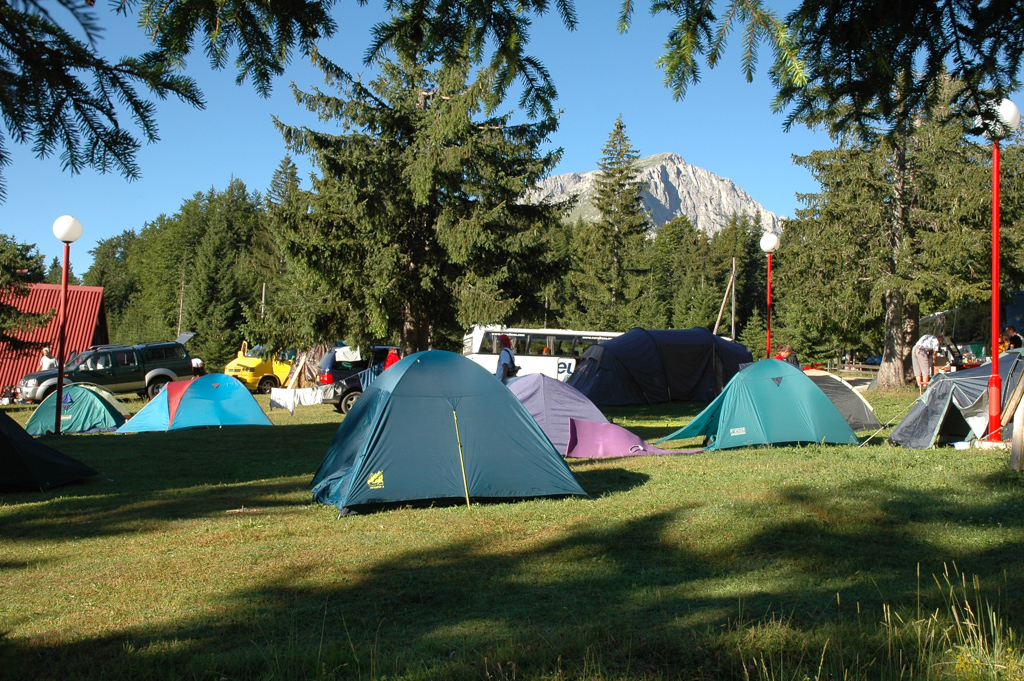 Durmitor Autocamp Razvrsje Camping 3