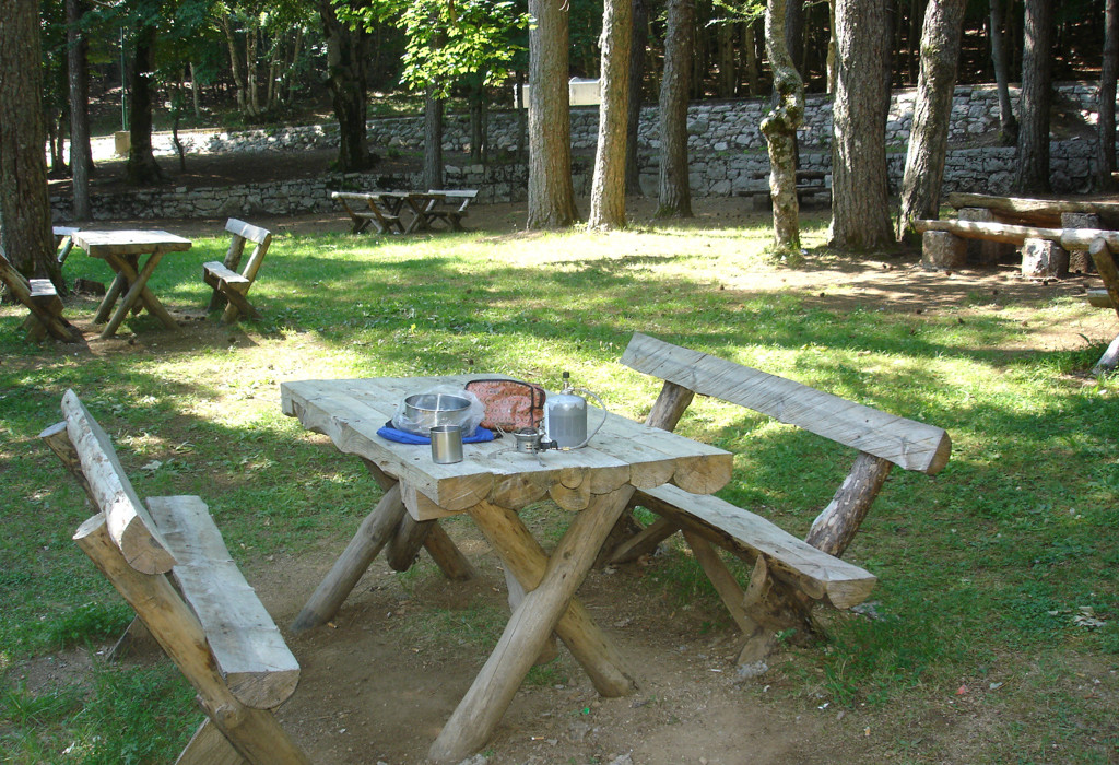 Durmitor Autocamp Razvrsje Outdoor Seating 1