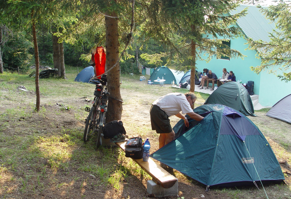 Durmitor Autocamp Razvrsje Outdoor Seating 7