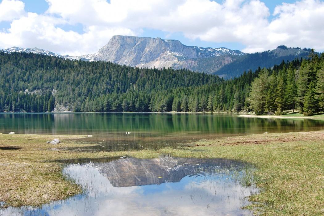 Durmitor Autocamp Razvrsje - Black Lake 1