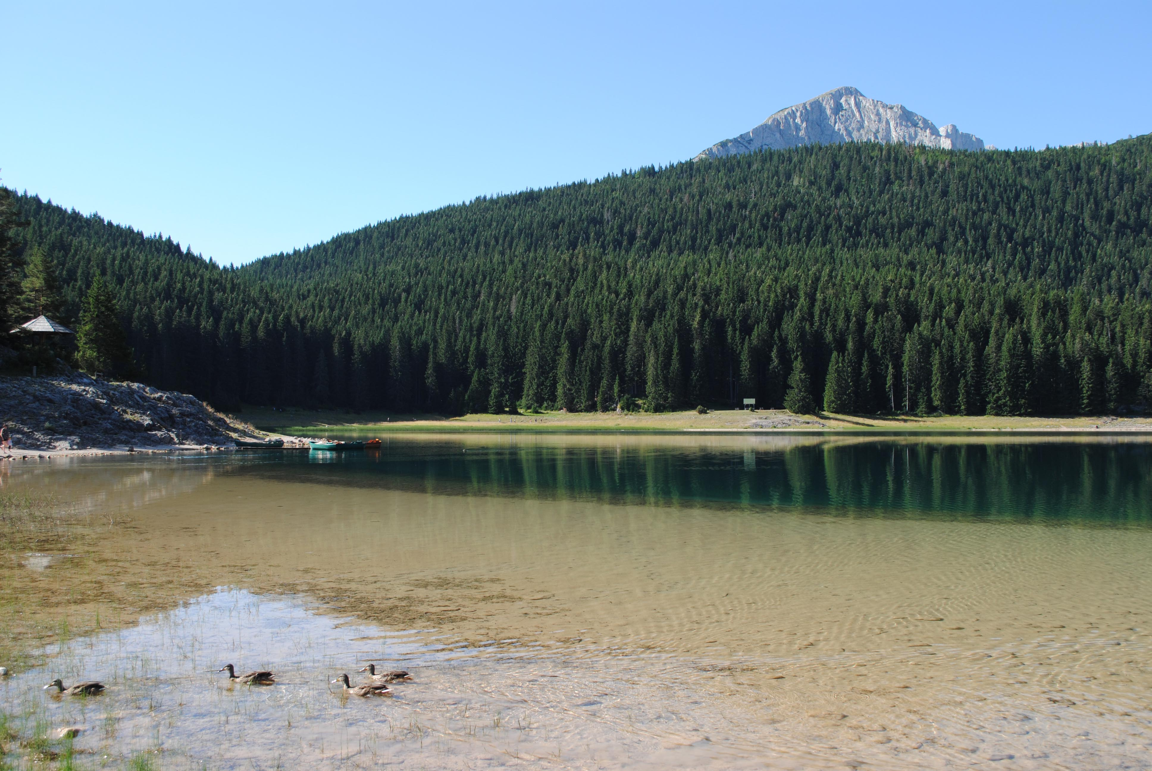 Durmitor Autocamp Razvrsje - Black Lake 7
