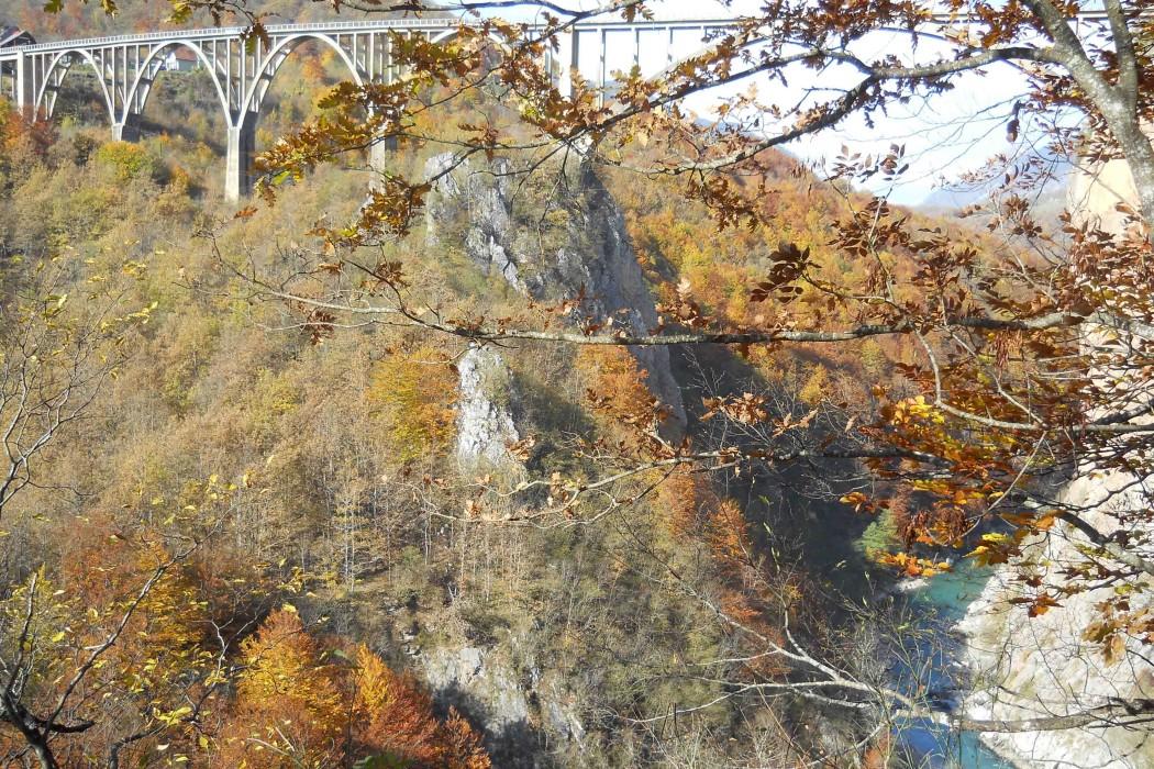 Durmitor Autocamp Razvrsje - Tara Bridge 3