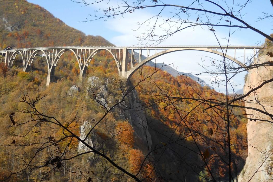 Durmitor Autocamp Razvrsje - Tara Bridge 5