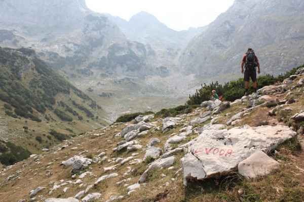 Durmitor Adventures Mountain Hiking